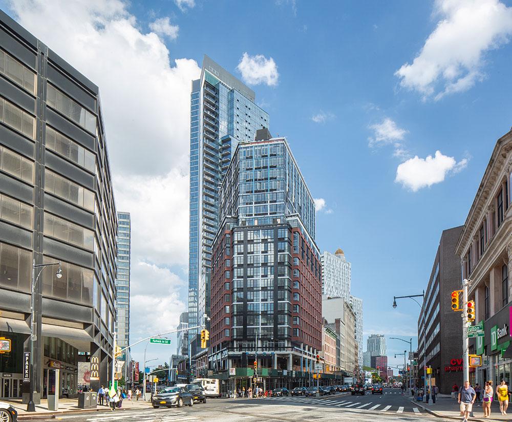 1 Flatbush Avenue Brooklyn Ny Danya Cebus Usa